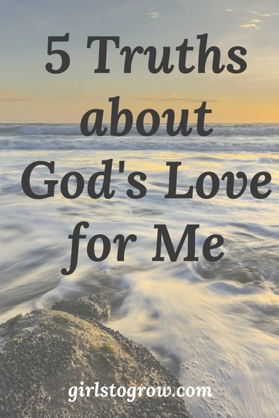 truths about God's love