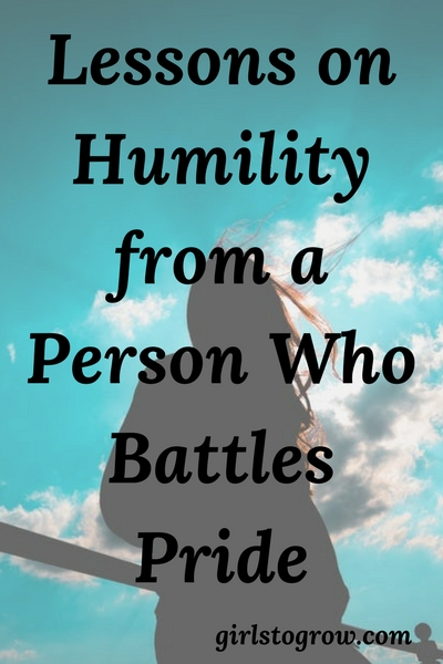 Wise words about humility from the Bible and from Uninvited by Lysa Terkeurst