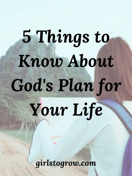 In times of change and uncertainty, we can know that these five things are true about God's plan for our lives.