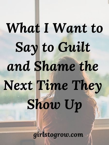 4 truths from Romans 8 to help us get rid of guilt and shame when they try to bring us down